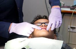 children and infant dentistry emporia